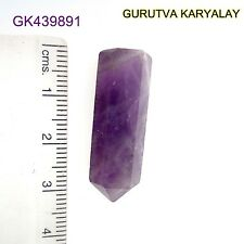 Natural Pointed Amethyst Pencil 26.45 CT Best Crystal For Reiki & Pranic Healing