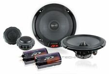 "ALPINE SPR-60C +2YR WRNTY 6.5"" 660W COMPONENT CAR AUDIO STEREO SPEAKERS SYSTEM"