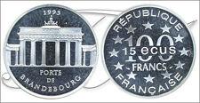 Francia - Monedas Conmemorativas- Año: 1993 - numero KM01032 - PROOF 100 Francos