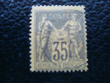 FRANCE - timbre yvert et tellier n° 93 obl (A25) stamp french
