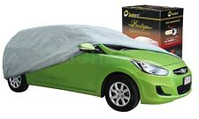 Car Cover Hatchback 4.06m Prestige 100% Waterproof Ultra Soft Lining CC40HB