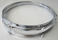 "NEW Set of Modern SONOR 12"" TOM DRUM HOOPS/RIMS 1.6mm (Force/3007/2007/Select)"