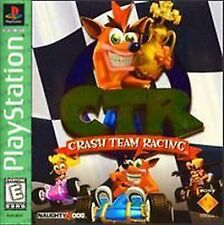 Crash Team Racing (PlayStation) by Sony Computer Entertainment