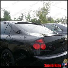Rear Roof Wing & Trunk Spoiler (Fits: Infiniti G35 2003-05 4dr V35) SpoilerKing
