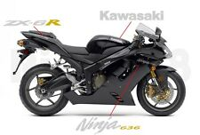 010 Kit replica adesivi KAWASAKI NINJA ZX-6R 636 (moto, sticker, stickers)