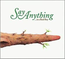 Is a Real Boy Say Anything Audio CD