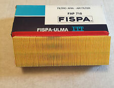 FIAT 126 BIS AIR FILTER 1 + 1 B.O.G.O.F. ITALIAN MANUFACTURED O.E. SPEC. 7588406