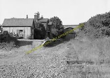 St. Albans London Road Railway Station Photo. Hill End and Hatfield Line. (8)