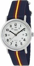 "Timex T2P234, Men's ""Weekender"" Nylon Strap Watch, Indiglo, T2P2349J"