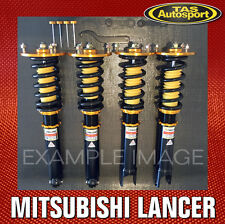 YELLOW-SPEED RACING COILOVERS Mitsubishi LANCER 2002-2007 yellowspeed