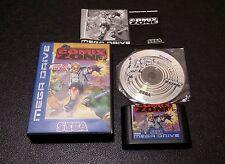 Comix Zone, incluye CD de música (Sega Megadrive)