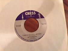 Mitty Collier- I Had A Talk With My Man/Little Milton- Feel So Bad   NEW 45 rpm