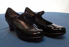 Dansko Bett Black Patent Leather Mary Jane Pumps / Heels Womens Size 41