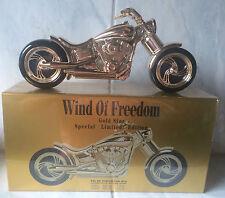 1 Harley Herren Parfum wind of freedom gold star limit. day and night Sand Paris