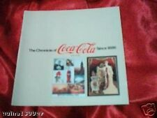 The Chronicle of Coca Cola Since 1886 COKE BOOK