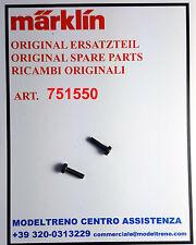 MARKLIN   75155 751550  VITE (2pz) -  SCHRAUBE-ZYL.  (2 Stück)  3,0 x 10,0 mm