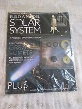 Build A Model Solar System Eaglemoss Magazines #38 30 Tooth Gear, Gear Collar