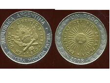 ARGENTINE 1 peso  2008   ( bis )