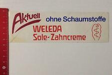 Autocollant/sticker: weleda sole-du dentifrice sans mousses (28031650)