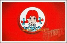 WENDY'S FAST FOOD BURRITO SMOOTHIE & MORE RARE LIMITED COLLECTIBLE GIFT CARD