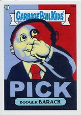 Garbage Pail Kids Mini Cards 2013 Base Card 96a Booger BARACK