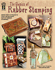 BASICS OF RUBBER STAMPING-Inkadinkado-Idea Craft Book