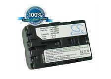 7.4V battery for Sony NP-QM51, DCR-TRV255E, NP-QM50, DCR-TRV11E, DCR-TRV12E, CCD