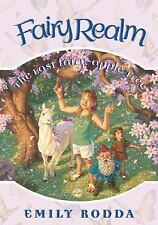 The Last Fairy-Apple Tree (Fairy Realm)-ExLibrary