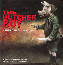 The Butcher Boy-1997-Original Movie Soundtrack-15 Track-CD