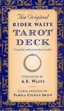 THE ORIGINAL RIDER WAITE TAROT DECK- CARDS  A.E.Waite