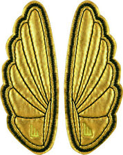 SHWINGS Mini Gold clip on Wings for shoes designer Shwings NEW 15003