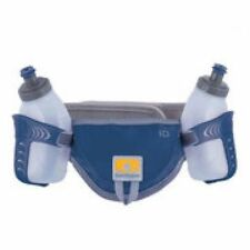 Nathan Speed 2 Hydration Waist Pack Belt - Gray and blue size LARGE