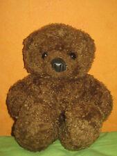 Occasion peluche 1994 NOUNOURS ours de bonne nuit les petits haut assis 22 cm