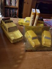 **SUPER RARE**  Set of Only Fools and Horses Moneyboxes Bookends~Del Boy~Van
