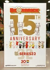 Medicom Be@rbrick 2016 Series 32 Full box S32 Unopened Bearbrick Case of 24pcs
