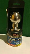 Bully 2 in. Stainless Steel Hitch Ball 7000 Pound Rating New Uhaul RV