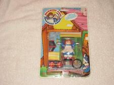 Vintage Raggedy Ann and Raggedy Andy Figure Playhouse 1988 Tara Toy New