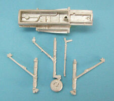 A-4B Landing Gear & Nose Bay For 1/72nd AirFix Model  SAC-72055