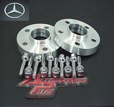 2 Pc MERCEDES SLK HUB CENTRIC Wheel Spacer 20mm # AP-5112-66-20