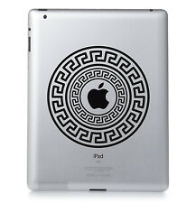 PATTERN #04 Apple iPad Mac Macbook Laptop Sticker Vinyl decal. Custom colour