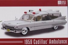 PRECISION COLLECTION 1959 CADILLAC AMBULANCE 1 of 750 Pieces World Wide! 1:18