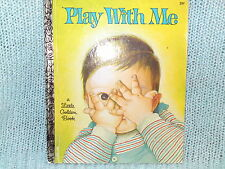 LITTLE GOLDEN BOOK/PLAY WITH ME/ELOISE WILKIN