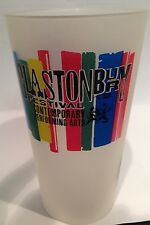 Glastonbury Festival Backstage Plastic Cup Limited Edition 2015 2016
