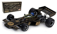 Quartzo 18290 LOTUS 72E # 1 WINNER MONACO GP 1974-RONNIE PETERSON scala 1/18