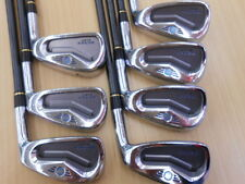 HONMA BERES MG801 1star 7pc S-flex IRONS SET Golf Clubs Excellent