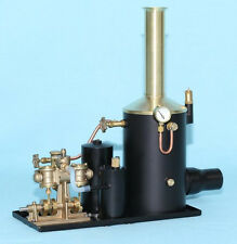 "4049 3"" Vertical Boiler/Clyde Steam Plant Kit - Assembled"