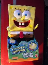 Vintage 2000 SpongeBob Squarepants Squirt Toy NEW IN BOX
