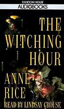The Witching Hour (Anne Rice) Rice, Anne Audio Cassette