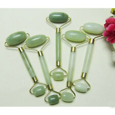 New Hot Portable Jade Facial Massage Roller Face Body Head Nature Beauty Tool