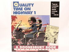 NEW!! Quality Time on Highway 1: A Doonesbury Book by G. B. Trudeau